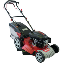 Lawnflite 19SPW-SSE Petrol Lawnmower 4-in-1 Self-Propelled