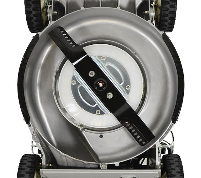 Lawnflite Pro 448sjr Roller Petrol Lawn Mower